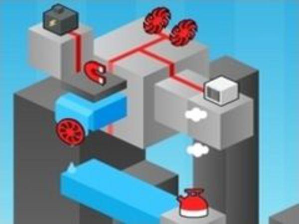 Bild zu Denken-Spiel Electric Box