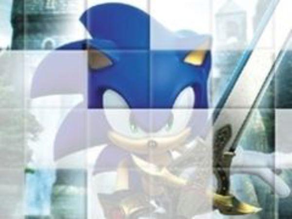 Bild zu Denken-Spiel Sonic Puzzle