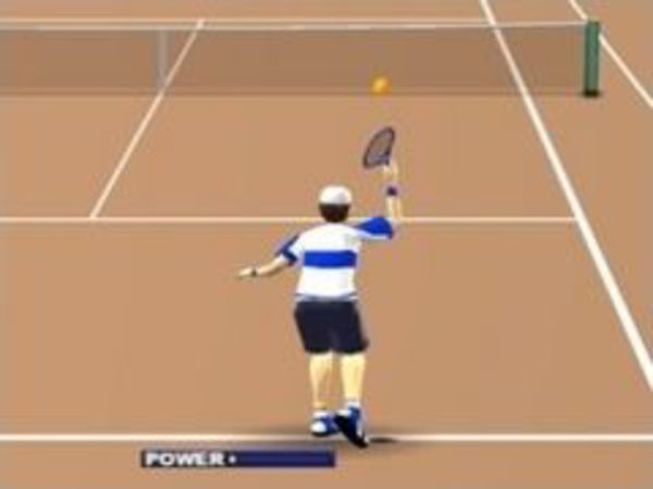 Bild zu Sport-Spiel 3D Tennis
