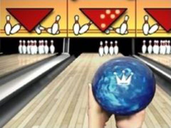 Bild zu Sport-Spiel Strike Zone Bowling