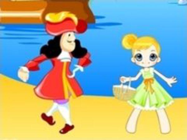 Bild zu Abenteuer-Spiel Pirate Lagoon