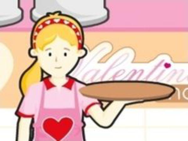 Bild zu Action-Spiel Valentines Shop