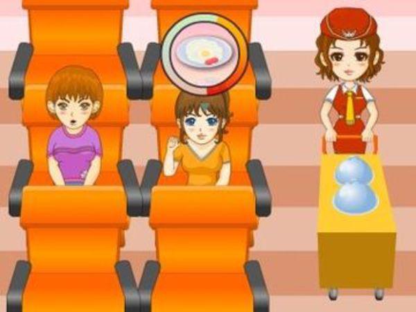 Bild zu Simulation-Spiel Air Hostess