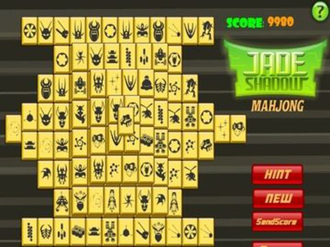 Jade Shadow Mahjongg