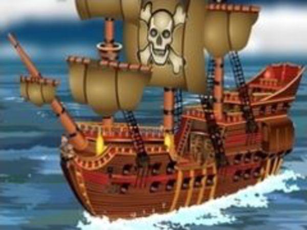 Bild zu Abenteuer-Spiel Pirate Ship
