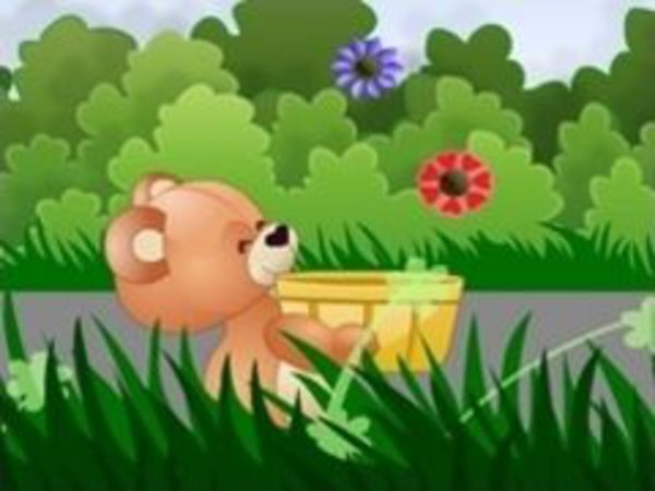Bild zu Kinder-Spiel Flowercatcher