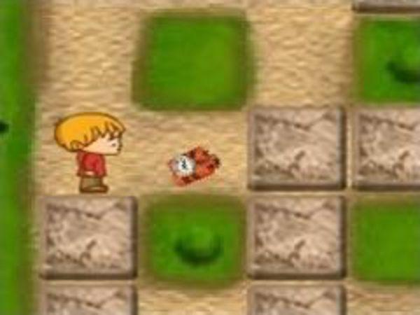Bild zu Action-Spiel Bittu Bomber