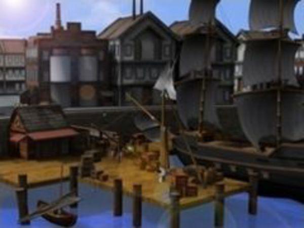 Bild zu Abenteuer-Spiel Master of the Secret Sea