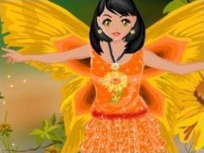 Sunflower Fairy