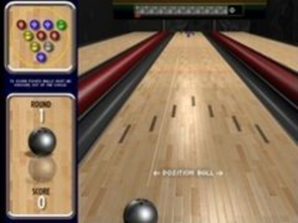 Bild zu Geschick-Spiel Bowling 3