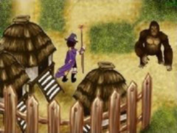Bild zu Geschick-Spiel Wizzard Defense