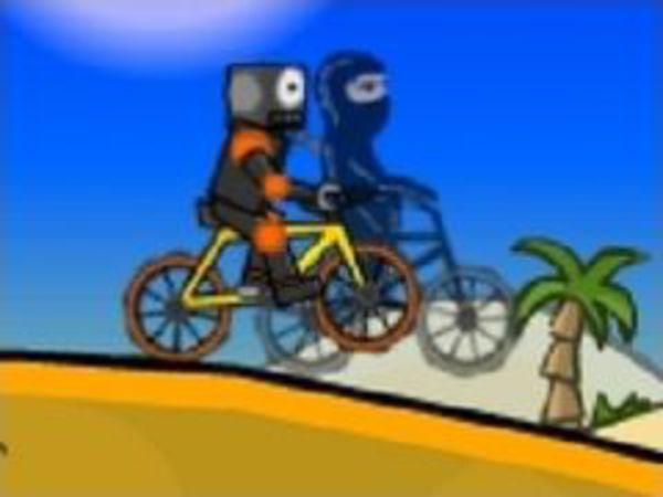 Bild zu Geschick-Spiel Cyclo Maniacs