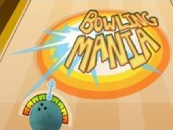 Bild zu Sport-Spiel Bowling Mania
