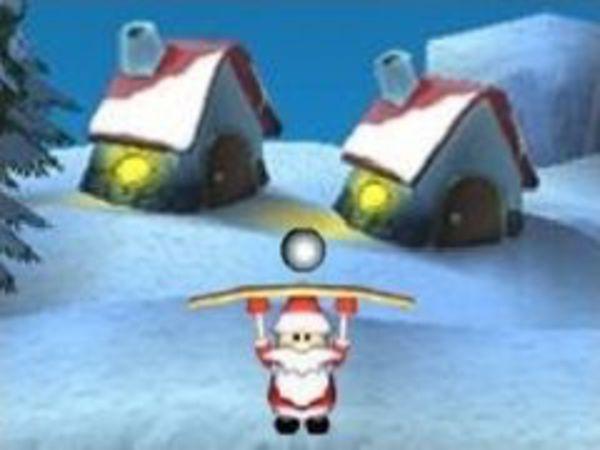 Bild zu Geschick-Spiel Snowball Breakout