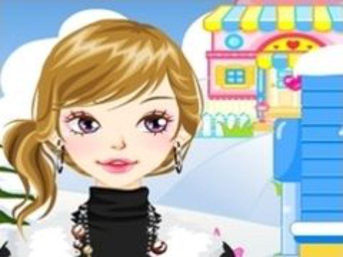 Wintergirl Dressup