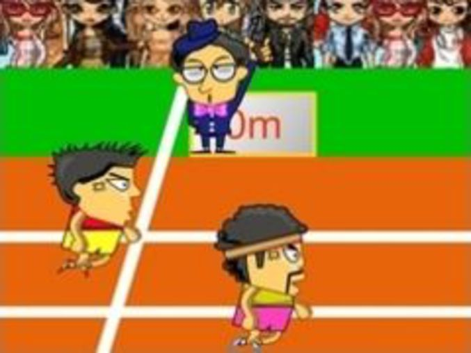 100 m Run