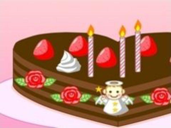 Bild zu Geschick-Spiel Birthdaycake Styler