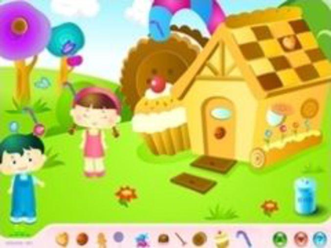 Pfefferkuchen Haus