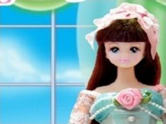 Puppet Princess Dressup