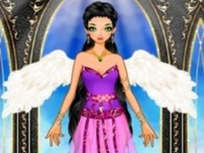 Angel Dressup 2