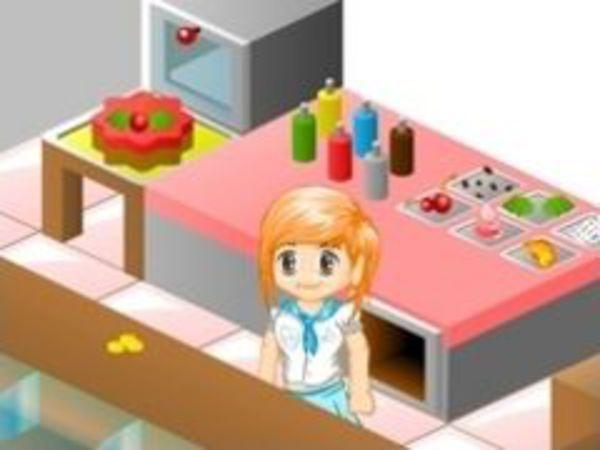 Bild zu Mädchen-Spiel Cake Lover