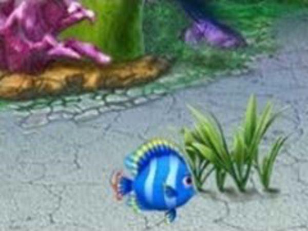 Bild zu Abenteuer-Spiel Fishdom H2O