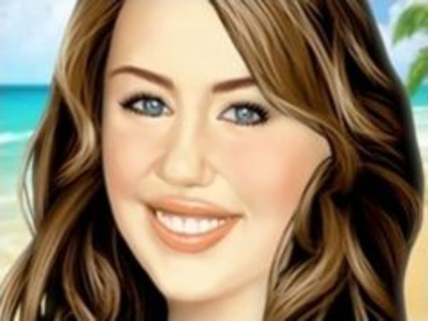 Bild zu Mädchen-Spiel Miley Makeover