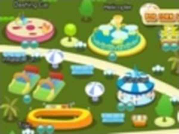 Bild zu Simulation-Spiel Amusement Park