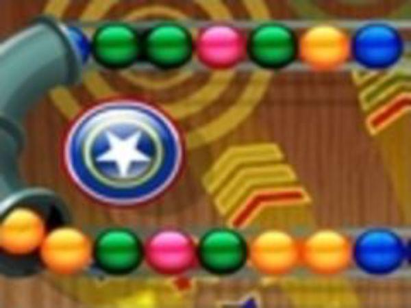 Bild zu Geschick-Spiel Pinboliada