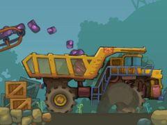Minen Truck spielen