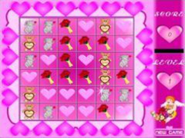 Bild zu Denken-Spiel Dein Valentinsgeschenk