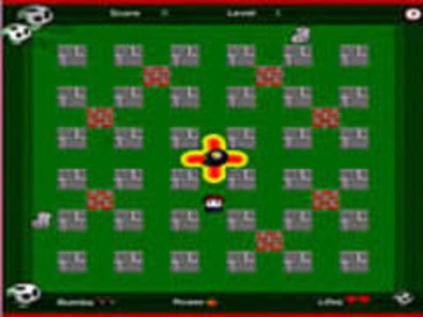Bild zu Geschick-Spiel James Bomb
