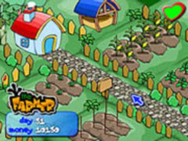 Bild zu Simulation-Spiel The Farmer