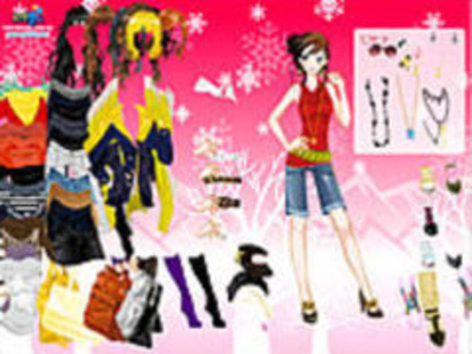 Shoppinggirl Dressup 2