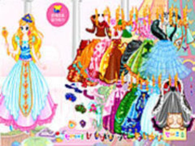Princess Gown Dress Up