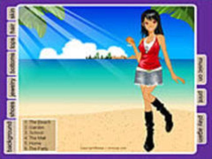 Girl Dressup 8