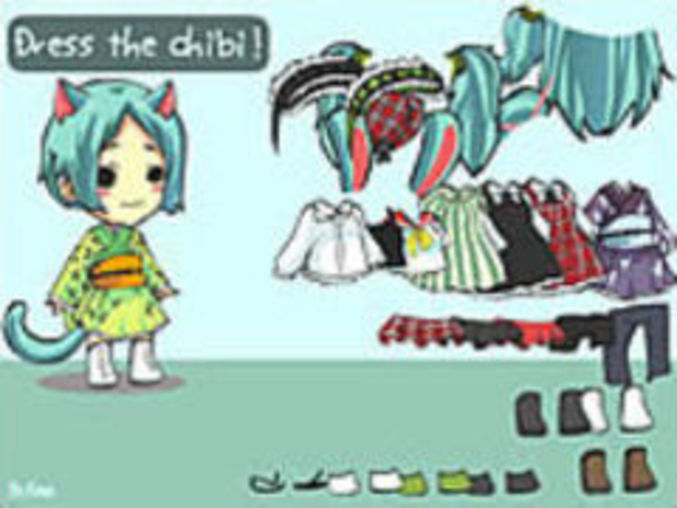 Dress Thechibi