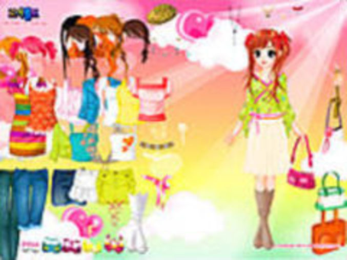 Colorfuldressup