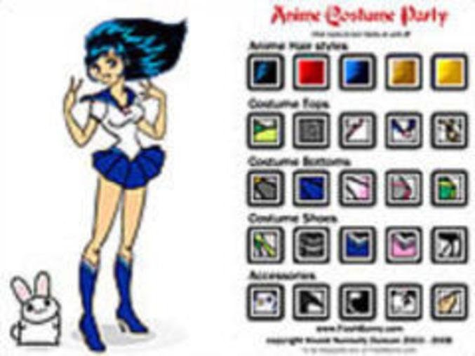 Anime Dress Up