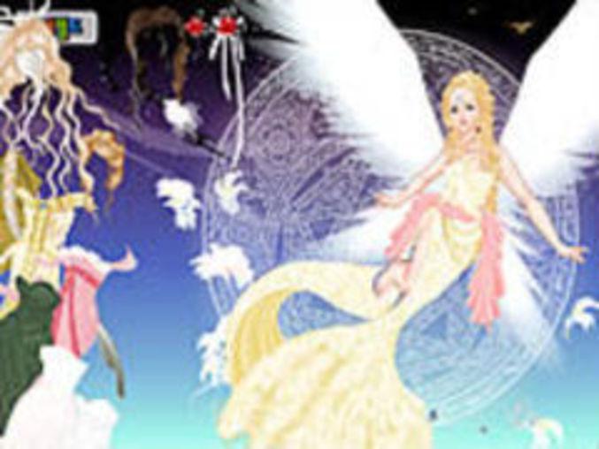 Angel Princess Dress Up