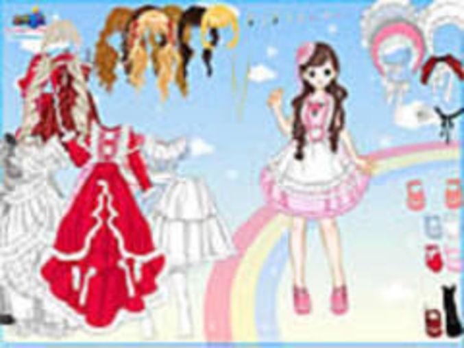 Dress Up Doll 3
