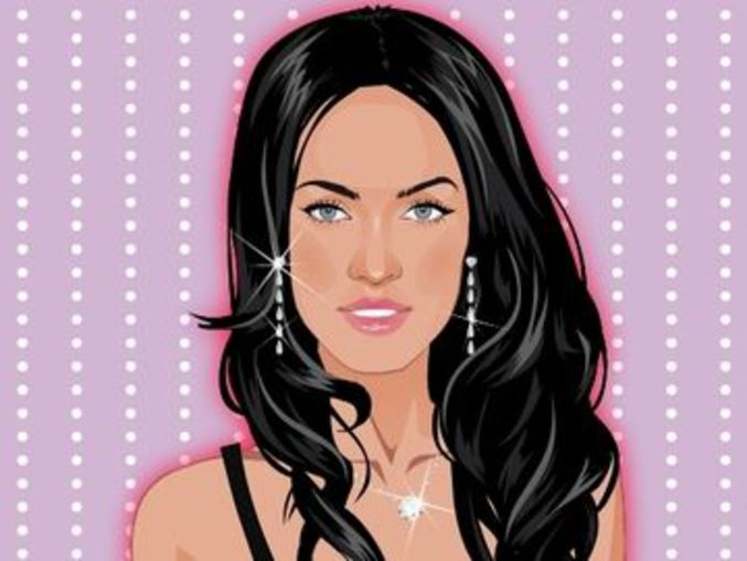 Megan Fox Dress Up