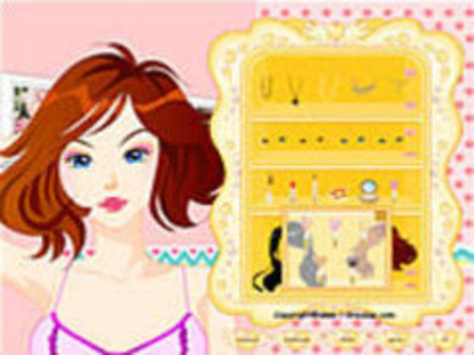 Girl Dressup Makeover4
