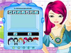 Girl Dressup Makeover63 spielen