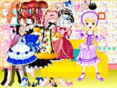 Dollprincess Dress Up spielen
