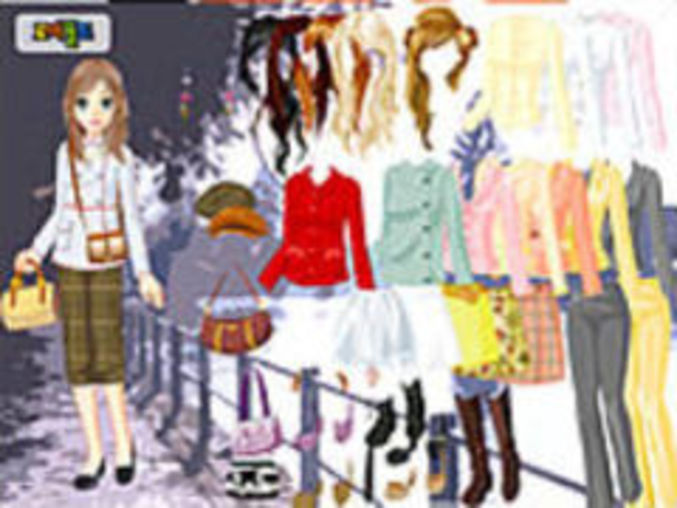 British Countrylife Dressup