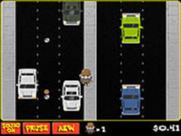 Bild zu Geschick-Spiel Bums Rush