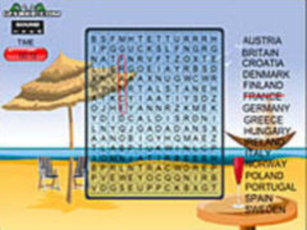 Bild zu Denken-Spiel Word Search Game Play 7