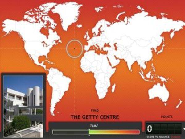 Bild zu Denken-Spiel Where On Earth
