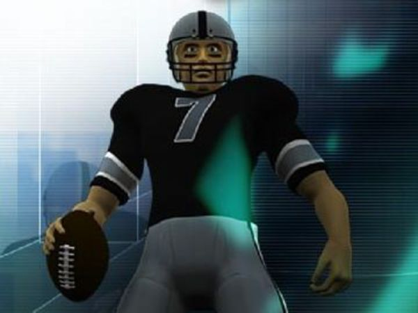 Bild zu Geschick-Spiel Quarterback challenge